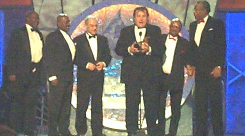 Funk Brothers Win 2 Grammys 2003