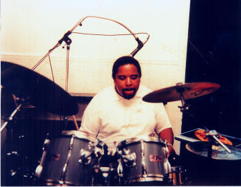 Keith Benson drummer producer , Carla Benson, Funk Brothers