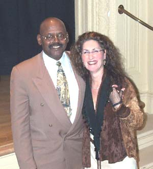 Uriel Jones and Karen Ellis copyright 2001
