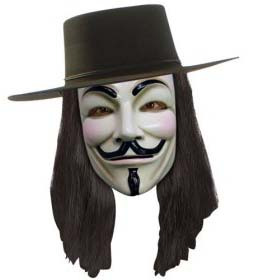 Anonymous educational cyberplayground V for Vendetta Guy Fawkes
