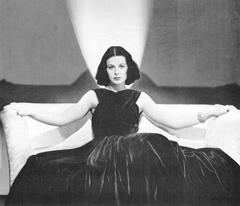 Hedy Lamarr Female Inventor of Wireless Technology