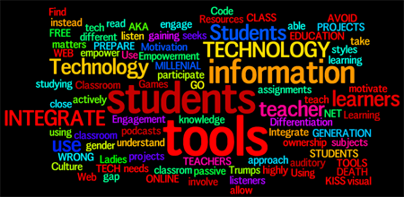 How and why to integrate technology into the classroom from the Educational CyberPlayGround
